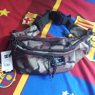 *BNWT* DC Waist Bag Camo Edition Authentic 100%