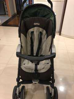 Well loved Peg-Perego P3