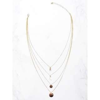 Vivian Layering Necklace