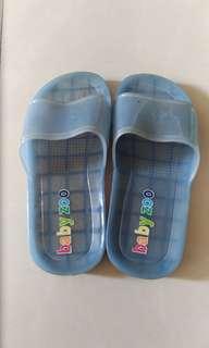 二手止滑鞋 尺碼:18,鞋長也是18公分,台灣製!