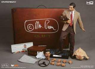 Enterbay Mr Bean 1/4 figure