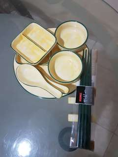 Tableware 11pc set