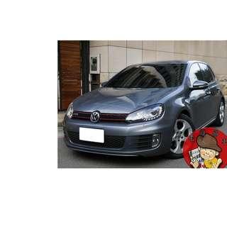 【老頭藏車 】2011 Golf GTI『0元就把車貸回家 』『全貸,超貸,免保人』中古 二手 汽車