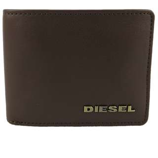 Diesel Men Wallet(100% Original / REAL) goods in stock X01665-PS777-T2188 咖啡色 COFFEE