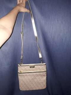 Authentic DKNY Donna Karan Crossbody Bag