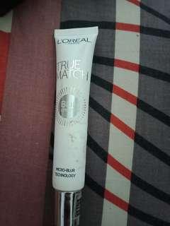 Loreal blur cream(primee)