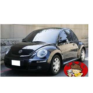 【老頭藏車 】2010 Beetle『0元就把車貸回家 』『全貸,超貸,免保人』中古 二手 汽車