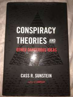 Conspiracy Theory Book