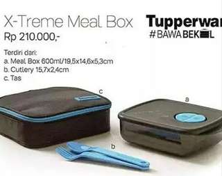 Extreme Meal Box