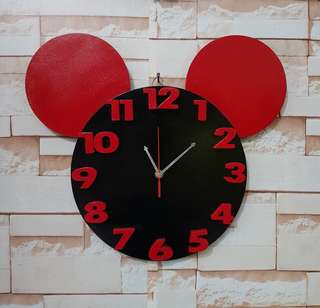 Wooden Wall clocks 💕