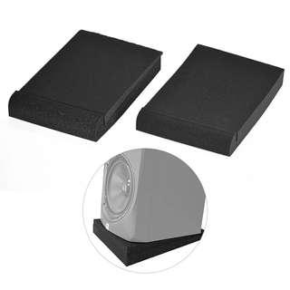 1 Pair Speaker foam stand krk elac pioneer micca audiophile reference studio monitor hifi hi-fi