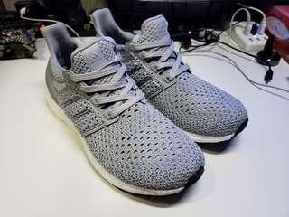 100% 原裝正貨 全新 Adidas Ultra Boost Clima 4.0 灰色