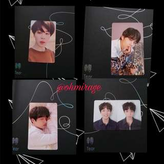 [WTS] Official Love Yourself : Tear PC