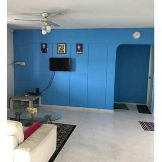 Common Room for rent in Bukit Panjang Blk 234 - No Agent Fees - No Aircon