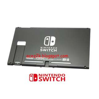 [BN] Original Nintendo Switch Main Console Replacement Back Casing HAC-001 (Brand New)