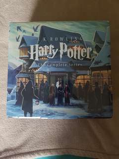 Harry Potter(The Complete Series)
