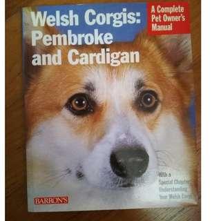 🚚 CORGI BOOK PET OWNER'S MANUAL / PICTURE BOOK