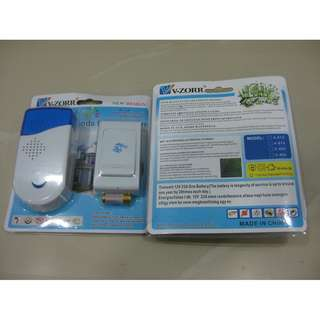 New Wireless DoorBell (Free Postage)