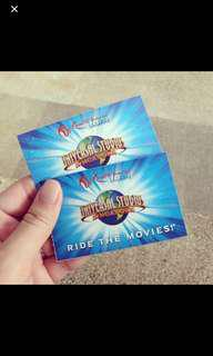 Uss Physical Tickets