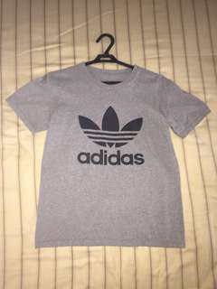 authentic adidas t shirt