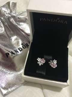 Pandora Earrings💎Free pouch