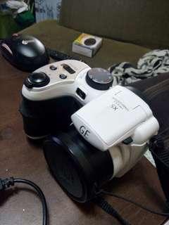 GE x5 pro series digital camera w/15x optical zoom