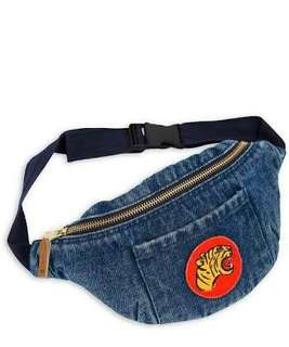 On Hand Brand New Denim Belt Bag Fanny Pack