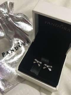 Pandora Earrings💎free poucb