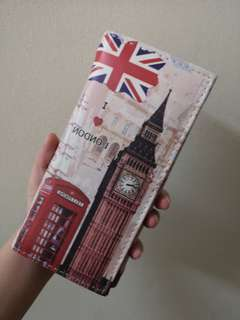 England Style Wallet 🇬🇧