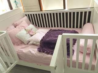 Toddler crib (Baca Detail dulu sblm nanya) premium quality