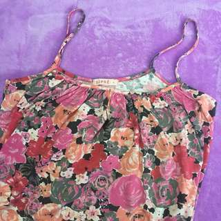 Floral dress only