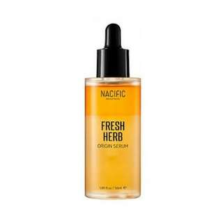 Nacific Nature Pacific Fresh Herb Origin Serum Share 10ml
