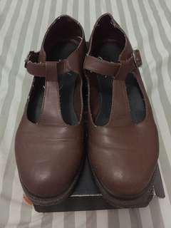 Sale sale oxford shoes sepatu formal docmart boot
