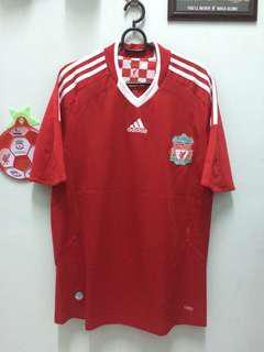 Liverpool FC Home Kit 2008-2010