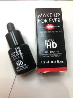 Ultra hd skin booster (serum base makeup)