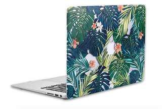 🚚 Macbook Hard Cover - Tropical Vibes