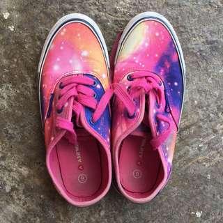 Sepatu galaxy airwalk