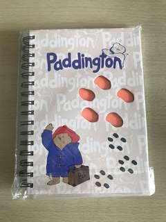 Paddington notebook