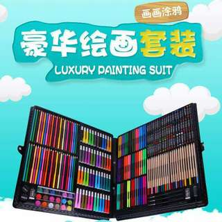 Luxury Painting Suit