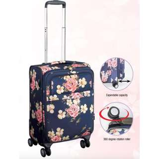 Mary Kay Flower Luggage Bag《Limited Edition》