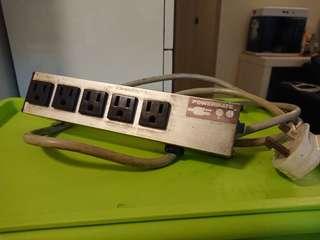 GSC Powermate 美式 5頭 拖板