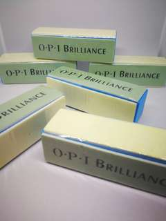 OPI Buff and Shine. For clearance