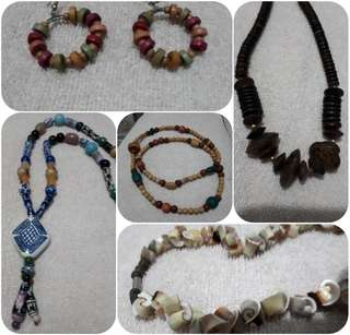 Buy all Necklace at Php500