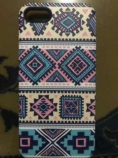 Preloved Aztec Design Case for iPhone 7