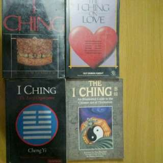 The I-Ching Books