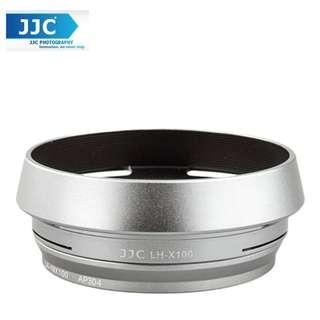 JJC LH-JX100 metal lens hood & adapter ring Fujifilm X70 X100 X100S X100T X100F