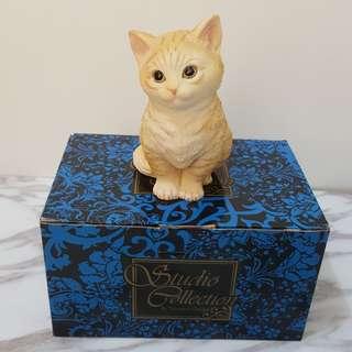 可愛貓咪擺件