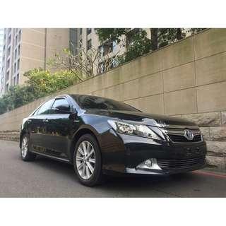 <小馬愛車>  2012 Toyota Camry 2.4 黑