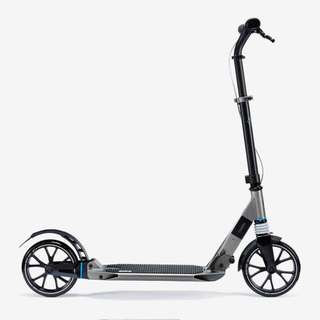 OXELO TOWN 7XL SCOOTER (BLACK)
