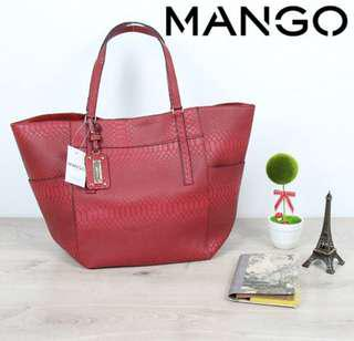 Mango maroon bag